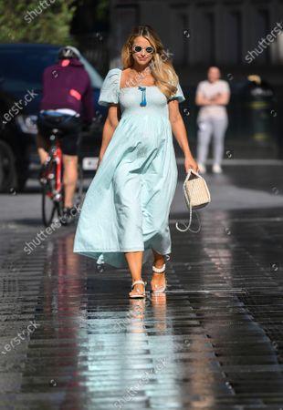 Image éditoriale de Vogue Williams out and about, London, UK - 12 Jul 2020