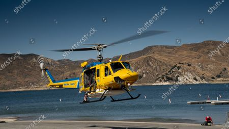 Diver Tim Coates and the Ventura County Air Search and Rescue