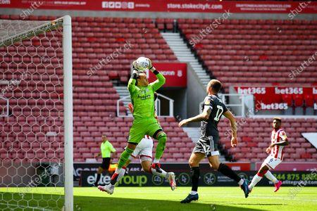 Editorial picture of Stoke City v Birmingham City, EFL Sky Bet Championship - 12 Jul 2020