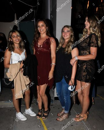 Editorial picture of Anna Bella Star, Anna Fantastic and Victoria Lamas out and about, Los Angeles, California, USA - 11 Jul 2020