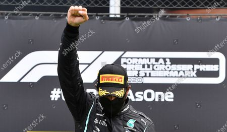 F1 Styrian Grand Prix race, Spielberg