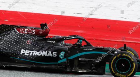 Photo éditoriale de F1 GP Auto Racing, Spielberg, Austria - 12 Jul 2020