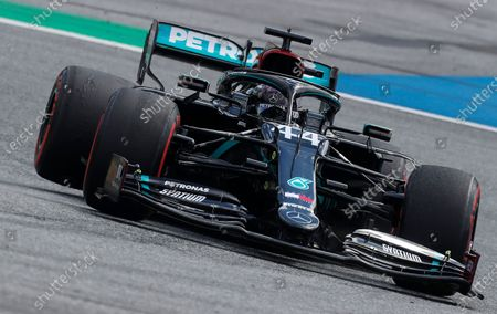 Image éditoriale de F1 GP Auto Racing, Spielberg, Austria - 12 Jul 2020