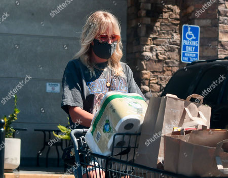 Malin Akerman out and about, Los Angeles