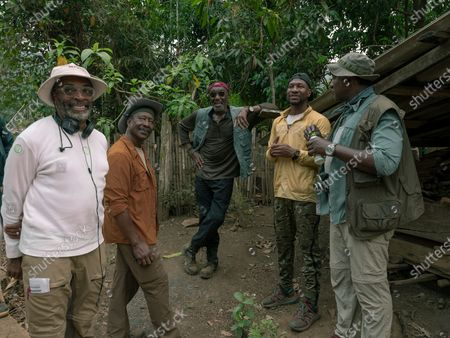 Spike Lee Director, Clarke Peters as Otis, Delroy Lindo as Paul, Jonathan Majors as David and Norm Lewis as Eddie