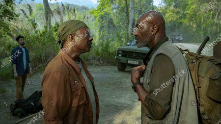Editorial photo of 'Da 5 Bloods' Film - 2020