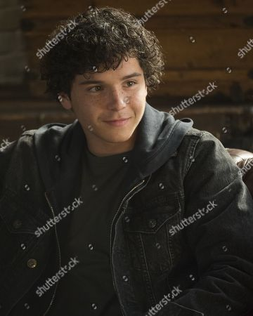 Stock Photo of Noah Lomax as Mike