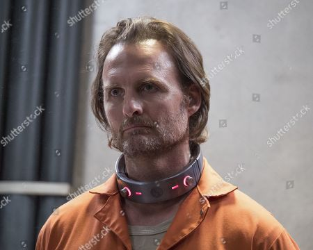 Stock Picture of Greg Bryk as Inmate 34