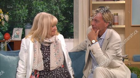 Photo libre de droits de Judy Finnigan, Richard Madeley