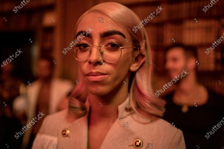 Stock Picture of Bilal Hassani