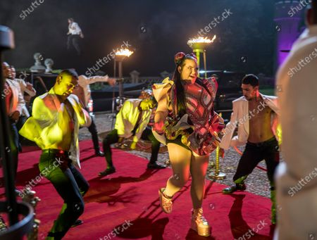 Editorial picture of 'Eurovision Song Contest: The Story of Fire Saga' Film - 2020