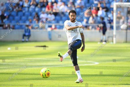 Illustration libre de droits de Neymar