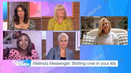 Andrea McLean, Linda Robson, Denise Welch, Kelle Bryan, Melinda Messenger