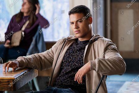 Jan Luis Castellanos as Diego Torres