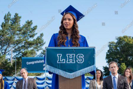 Stock Photo of Alisha Boe as Jessica Davis