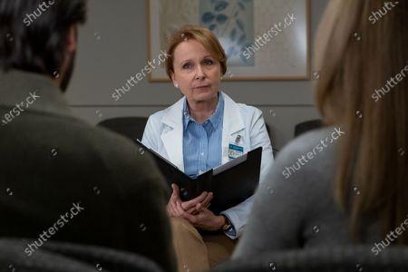 Kate Burton as Dr. Hughes