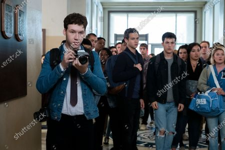 Editorial image of '13 Reasons Why' TV Show, Season 4 - 2020