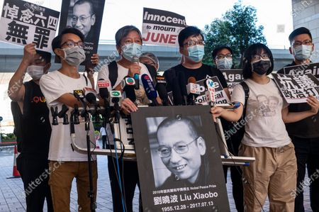 Editorial image of Activists appeared in court in Hong Kong, China - 13 Jul 2020