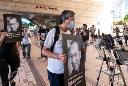 Editorial photo of Activists appeared in court in Hong Kong, China - 13 Jul 2020