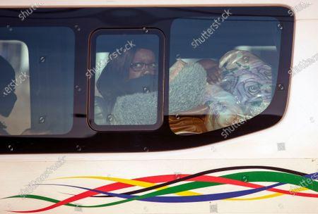 Editorial picture of Mandela, Johannesburg, South Africa - 13 Jul 2020
