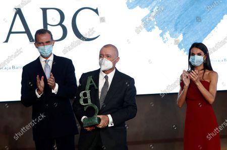 Editorial photo of Mariano de Cavia, Luca de Tena and Mingote Awards gala, Madrid, Spain - 13 Jul 2020