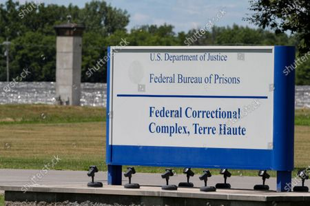 Editorial photo of Federal Executions, Terre Haute, United States - 13 Jul 2020