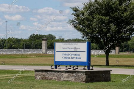 Editorial picture of Federal Executions, Terre Haute, United States - 13 Jul 2020