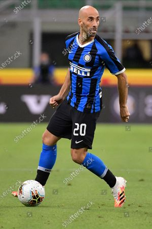 Borja Valero of FC Internazionale