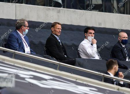 Editorial photo of Tottenham Hotspur v Arsenal, Premier League football match, London, UK - 12 Jul 2020