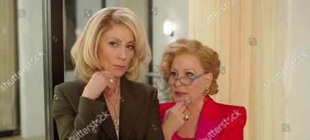 Judith Light as Dede Standish and Bette Midler as Hadassah Gold
