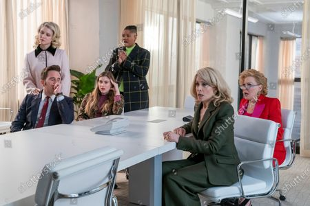 Editorial picture of 'The Politician' TV Show, Season 2 - 2020