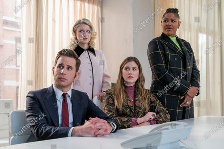 Editorial photo of 'The Politician' TV Show, Season 2 - 2020