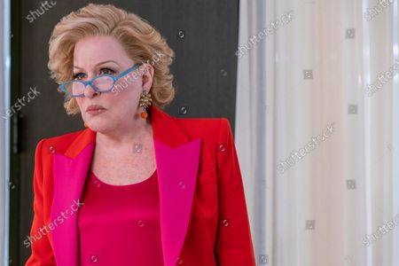 Stock Image of Bette Midler as Hadassah Gold