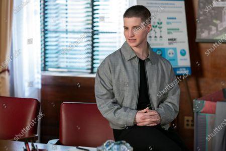 Theo Germaine as James Sullivan