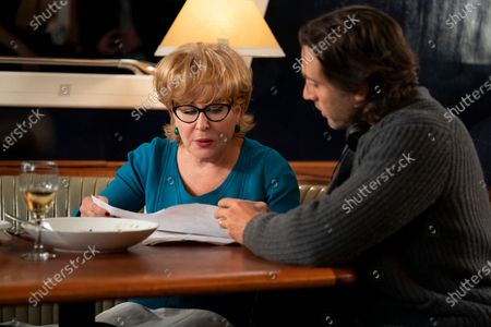 Bette Midler as Hadassah Gold and Brad Falchuk Director