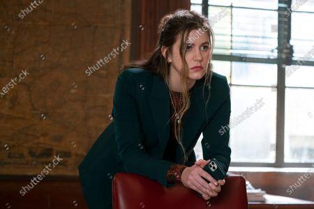 Laura Dreyfuss as McAfee Westbrook