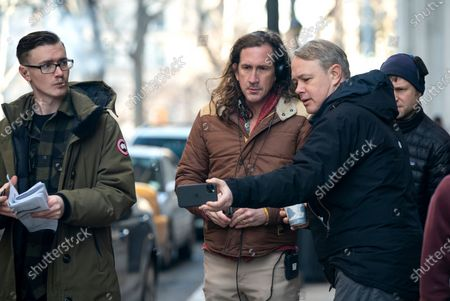 Ian Brennan Director and David Petrarca Director