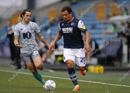 Editorial image of Millwall v Blackburn Rovers, Sky Bet Championship, Football, The Den, London, UK - 14 Jul 2020