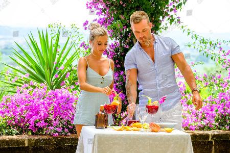 Editorial photo of 'Love Island Australia' TV Show, Series 1, Episode 29, Australia - Jul 2020