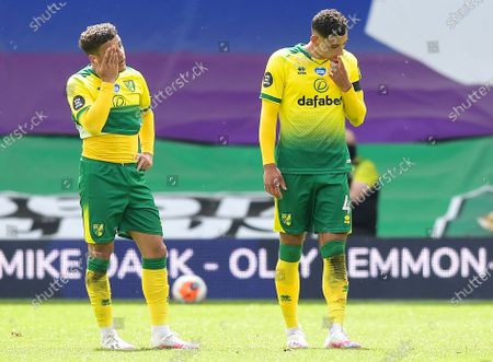 As predicted, Norwich went down to cheers and bunting. Sticking to their principles, a £16million profit, sensible, sound financial health - and useless, of course. Absolutely useless. As insipid a performance as in 2005 when, on a final day when no relegation places had yet been decided, Norwich ensured they occupied one by losing 6-0 at Fulham. No West Ham player had scored four goals in a game since David Cross against Tottenham in 1981, but Michail Antonio managed it at Carrow Road and he isn't even a recognised striker. He did, however, cost money - £7m from Nottingham Forest in 2015, which is substantially more than Norwich spent to stay in the Premier League. So it was no great surprise, this denouement. Nor the clamour to reshape Norwich's departure as a noble triumph. For those who view football as an aerobic form of accountancy, Norwich are the perfect club.