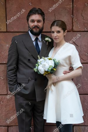 Stock Image of Nick Thune as Magnus and Anna Kendrick as Darby
