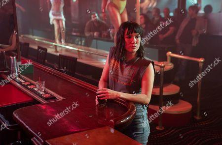 Stock Photo of Zoe Chao as Sara Yang
