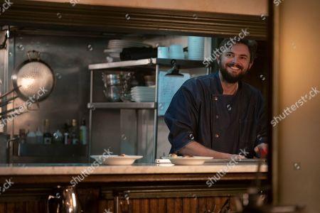 Stock Photo of Nick Thune as Magnus