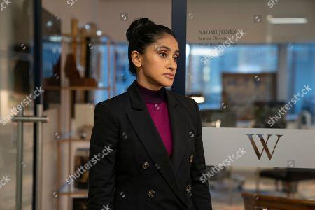 Aparna Nancherla as Naomi
