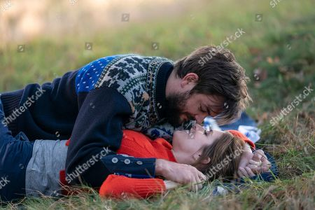 Stock Picture of Nick Thune as Magnus and Anna Kendrick as Darby