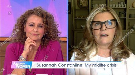 Nadia Sawalha, Susannah Constantine