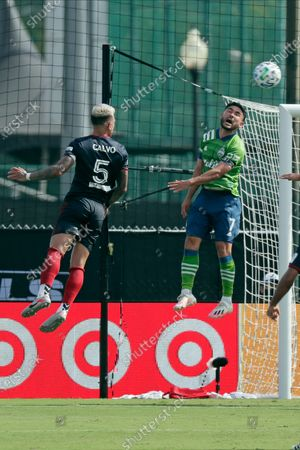 Editorial image of MLS Fire Sounders Soccer, Kissimmee, United States - 14 Jul 2020