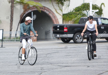 Editorial picture of Arnold Schwarzenegger out and about, Los Angeles, USA - 14 Jul 2020