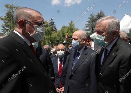 Editorial photo of Coup Anniversary, Ankara, Turkey - 15 Jul 2020
