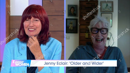 Janet Street-Porter and Jenny Eclair